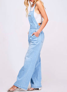 Essential Denim Overalls