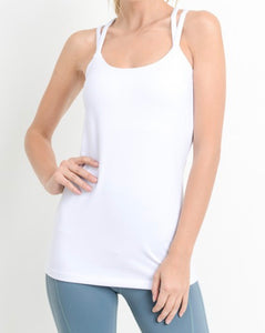 Criss-Cross Active Tank