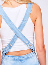 Load image into Gallery viewer, Essential Denim Overalls