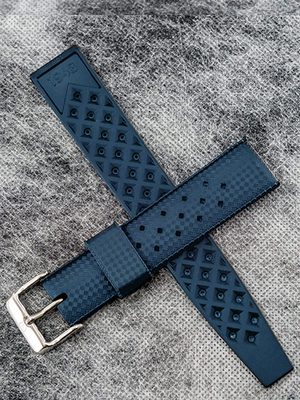Blue Tropic Dive Watch Band 19mm