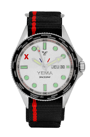 Yema Spacegraf Day/Date