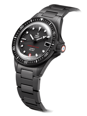 YEMA Superman French Air Force Black Limited Edition