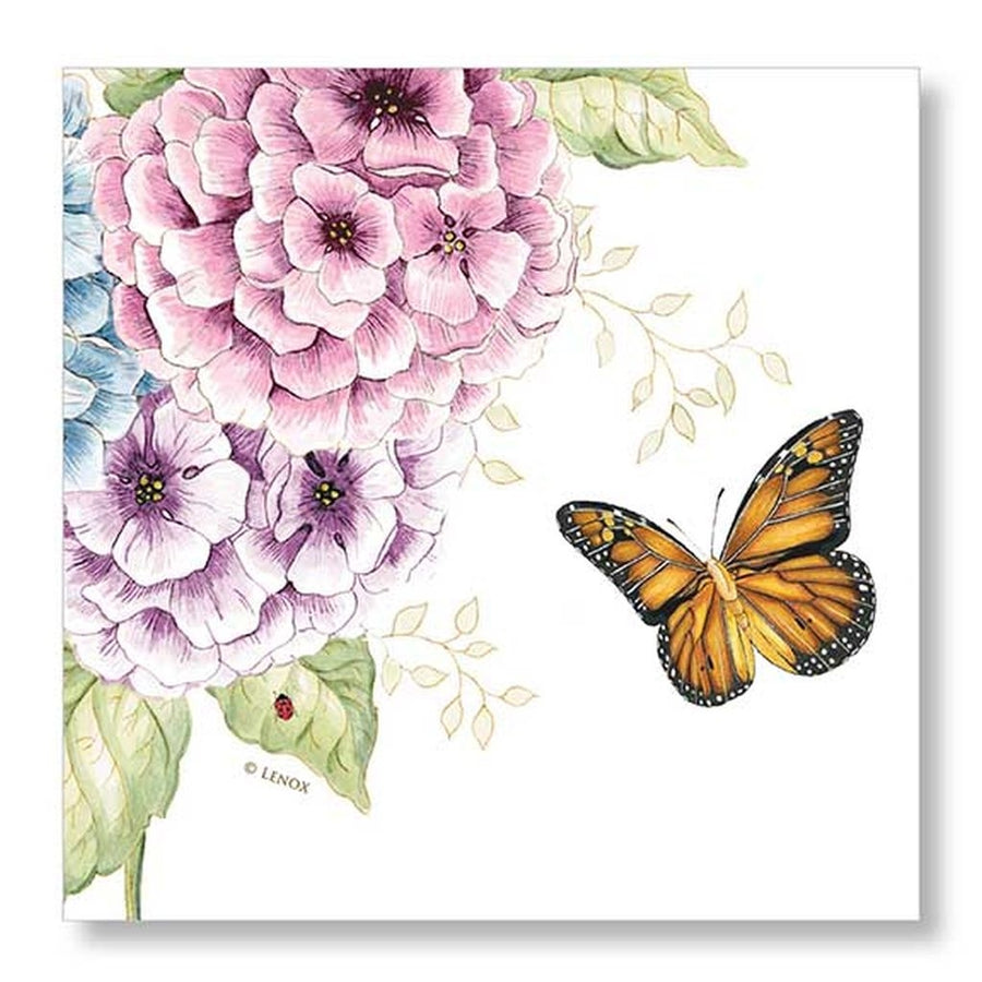 Printed Lunch Napkin (20CT) - Butterfly Meadow