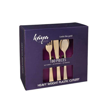Value Pack Gold Cutlery