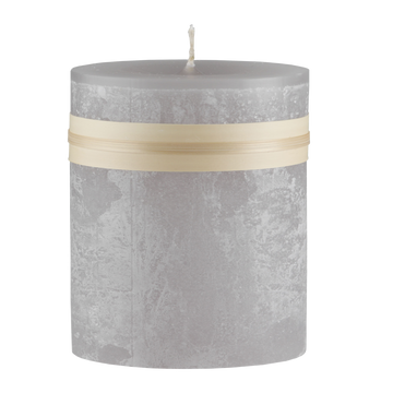 Ritz Grey Candle