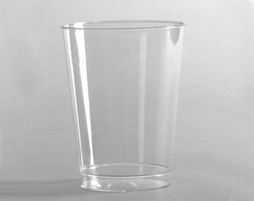 8 Oz Clear Tumbler 20 ct