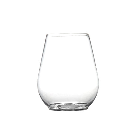 Stemless 4 Oz Clear Mini Goblet 8 Ct
