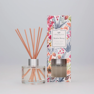 Meadow Breeze Signature Reed Diffuser