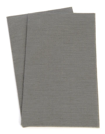 Deluxe Guest Towel - Grey