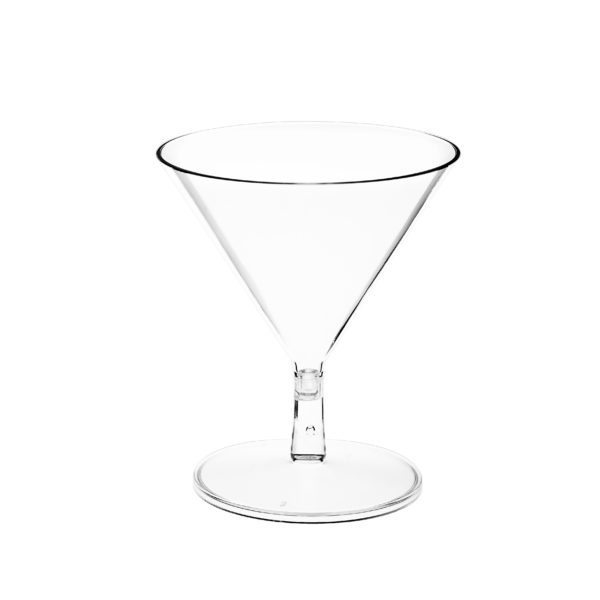 Mini Ware Clear Martini Cup