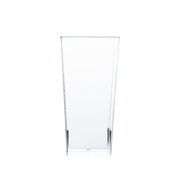 Mini Ware Clear Ultra Tall Square Shot Cup