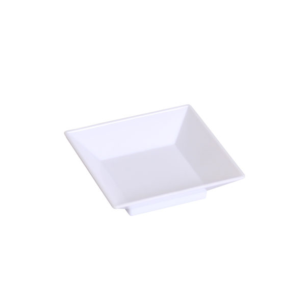 Mini Ware White Petit Four Plates