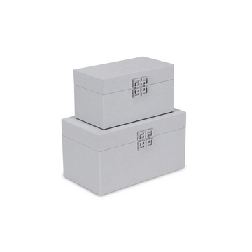 White Bubble Texture Storage Box