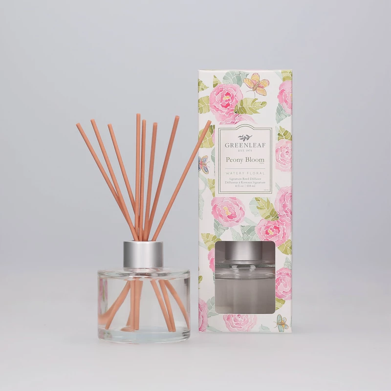 Peony Bloom Signature Reed Diffuser