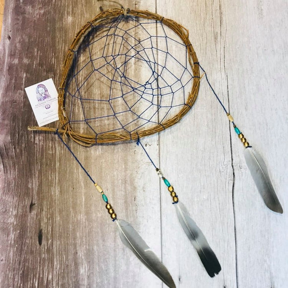 Unique One of a Kind Reiki Charged Dreamcatcher