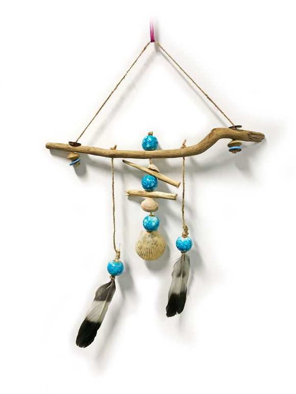 Driftwood Wallhanger Reiki Charged