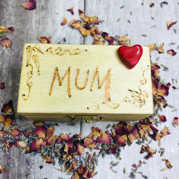 Mother's Day Mum Box