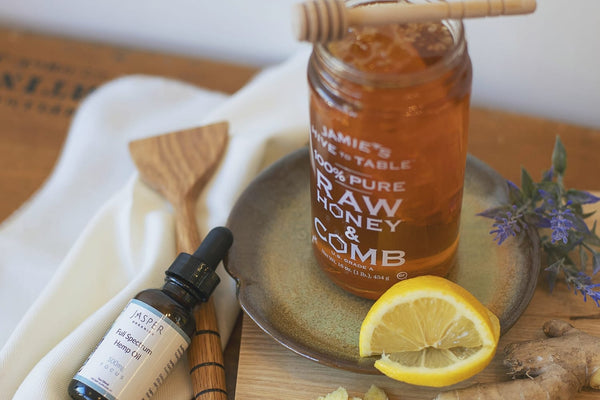 CBD-Infused Honey