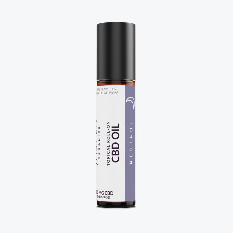 CBD topical infusion roll-on
