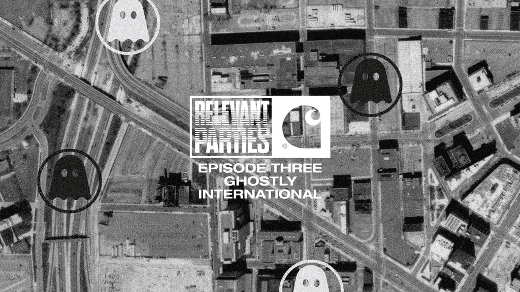 Relevant Parties Podcast Series - Ghostly International