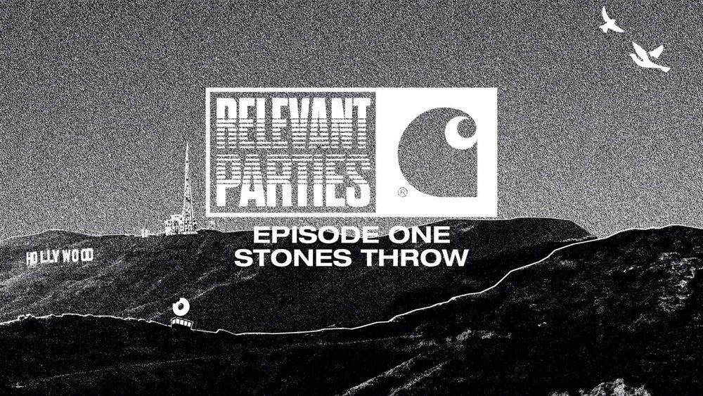 Relevant Parties Podcast Series - Stones Throw