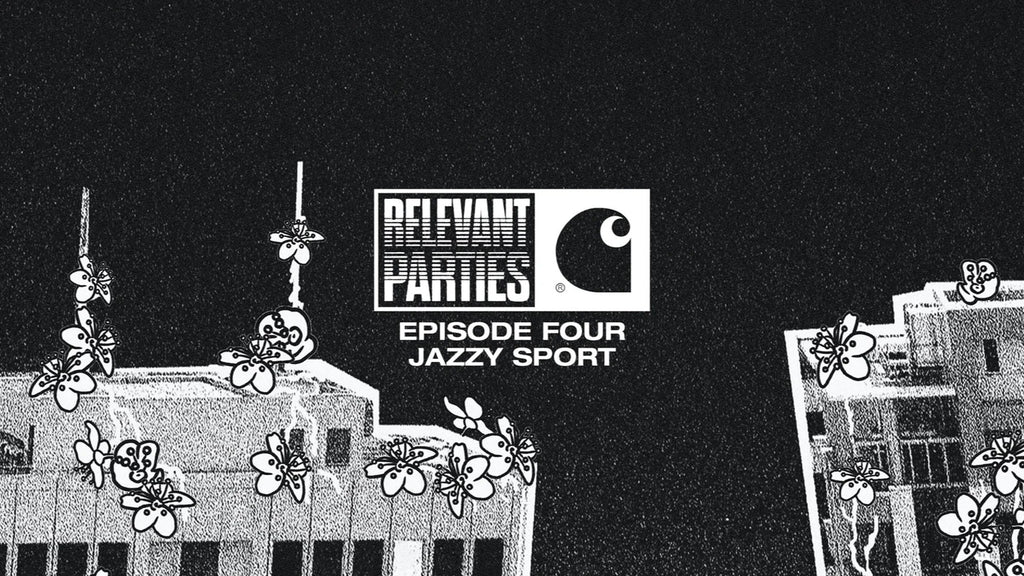 Relevant Parties Podcast Series – Jazzy Sport