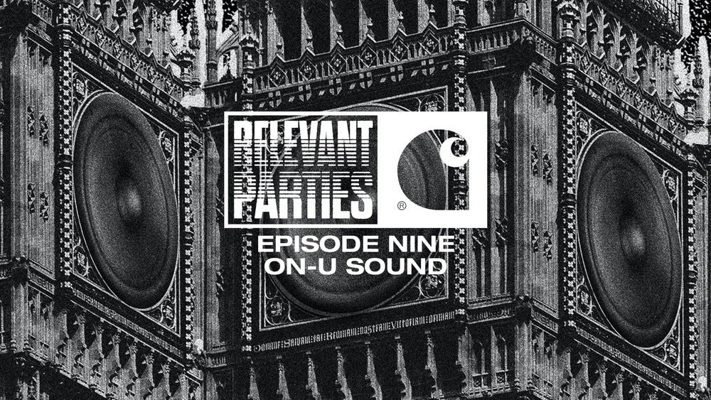 Relevant Parties Podcast Series – On-U Sound