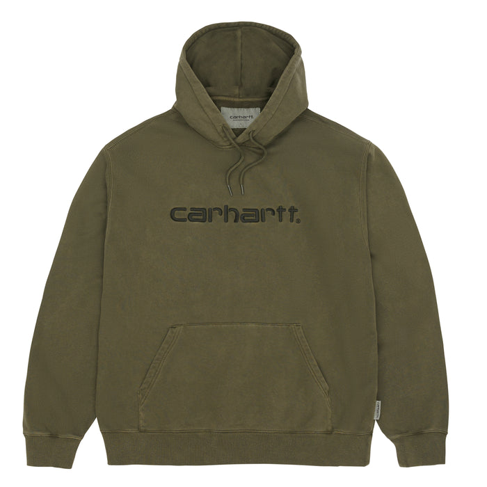 Hooded Carhartt Sweatshirt (PD)