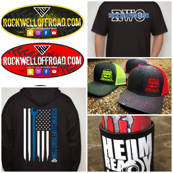RWO COMPLETE BLUE FLAG STARTER PACKAGE!