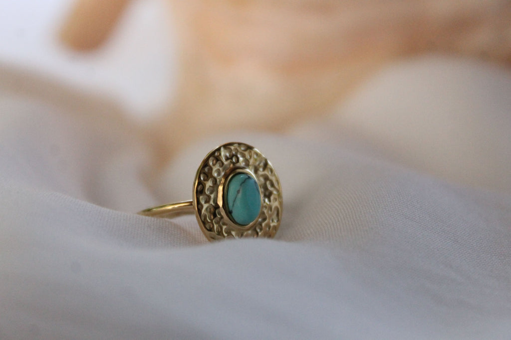 Bague Thea - Turquoise