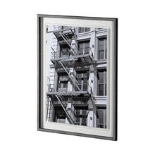 Load image into Gallery viewer, New York City Fire Escape Wall Art