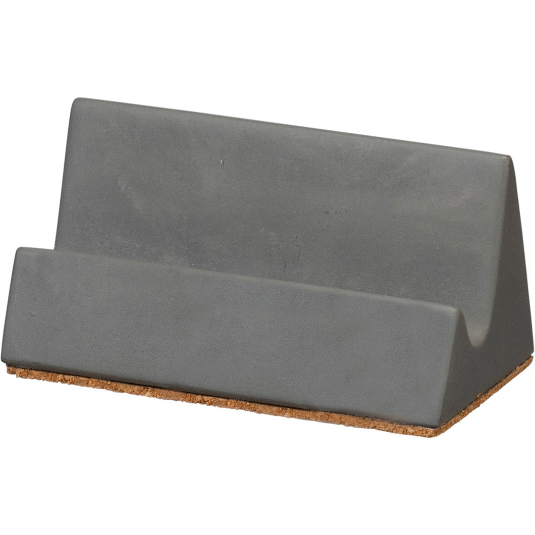 Cement Card Holder
