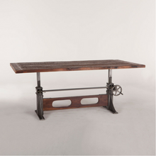 Load image into Gallery viewer, Pittsburgh Adjustable Dining Table