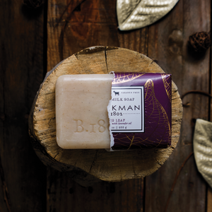 Fig Leaf Goat Milk Bar Soap