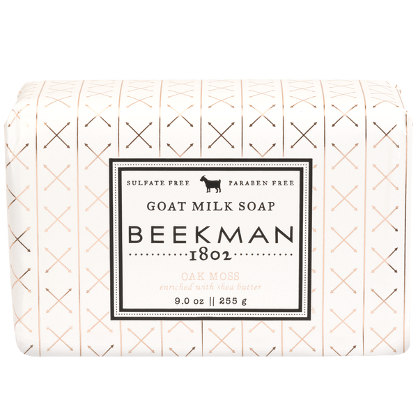 Oak Moss Goat Milk Bar Soap