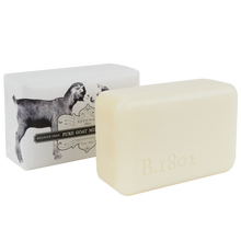 Load image into Gallery viewer, Pure Goat Milk Bar Soap