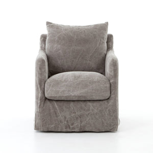 Banks Swivel Chair