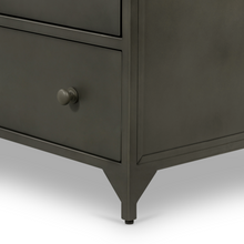 Load image into Gallery viewer, Belmont 8-Drawer Metal Dresser