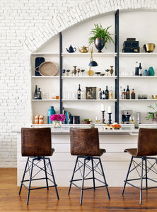 Diaw Bar + Counter Chair