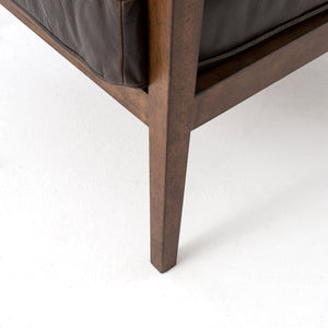 Laurent Wood Frame Accent Chair