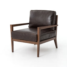 Load image into Gallery viewer, Laurent Wood Frame Accent Chair