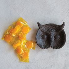 Load image into Gallery viewer, Cast Iron Owl Dish