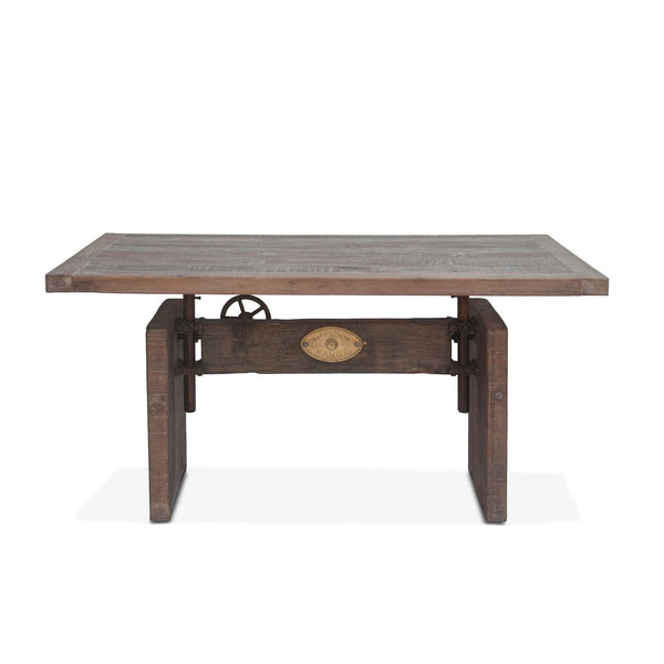Old Mill Adjustable Desk