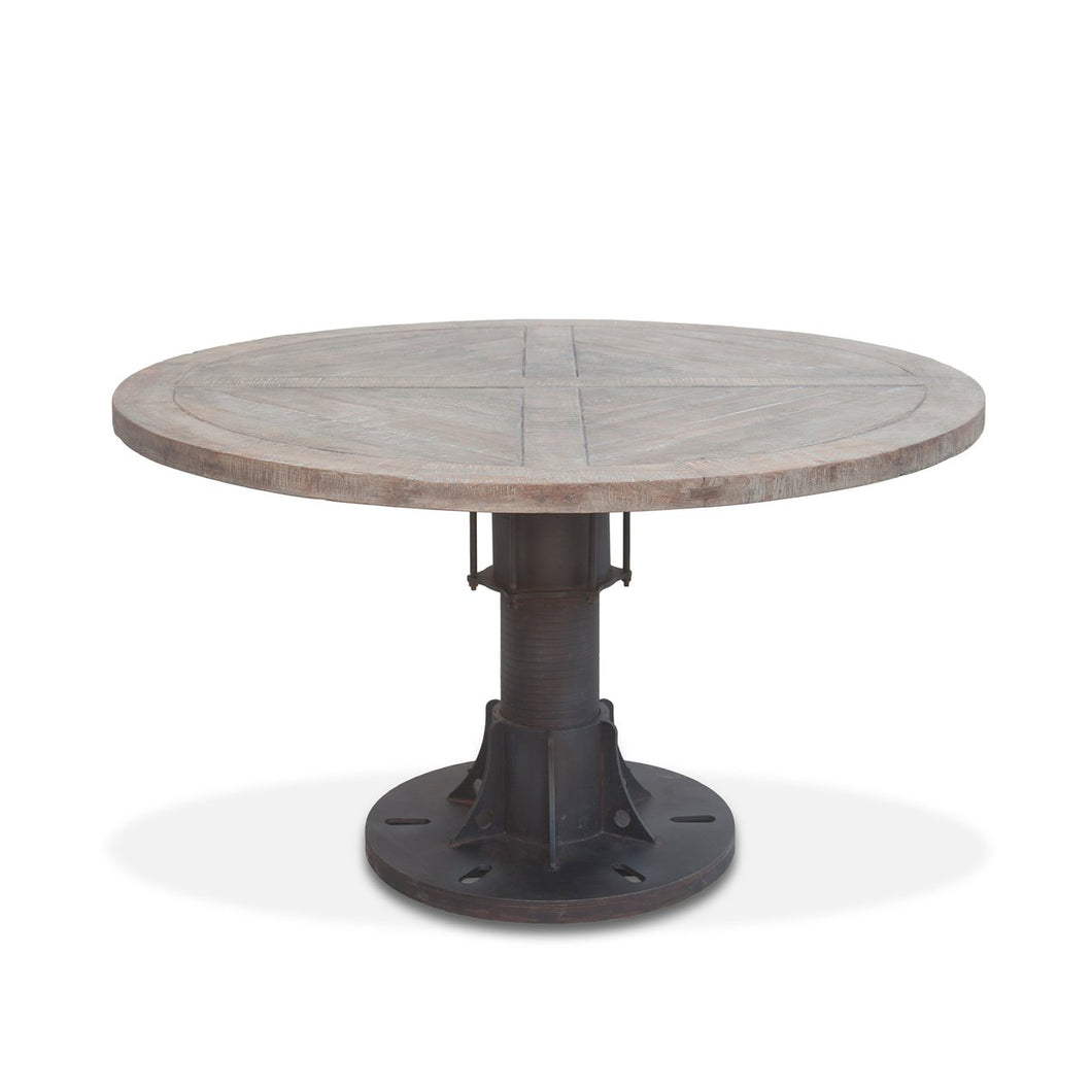 Old Mill Round Dining Table
