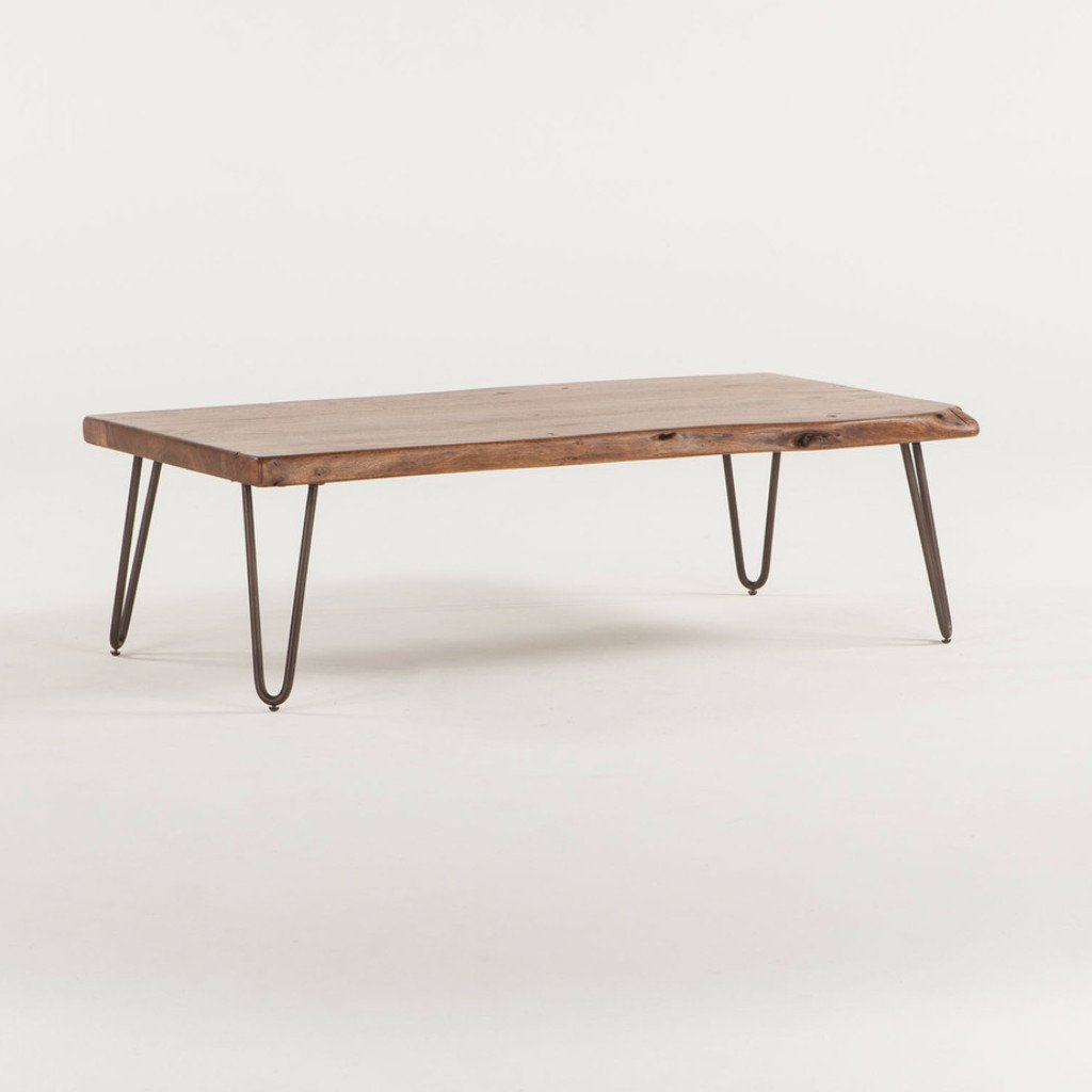 Greenwich Live-Edge Coffee Table