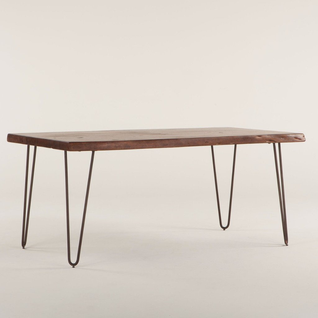 Greenwich Live-Edge Dining Table