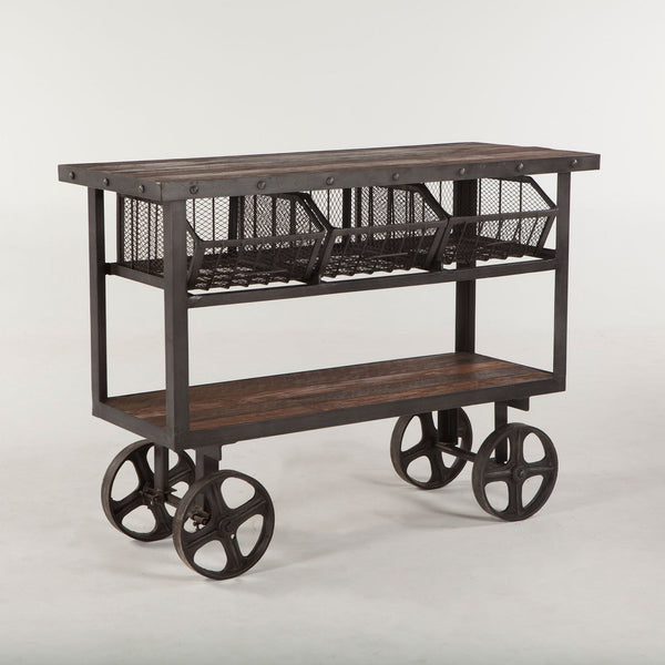 Hoover Mason Three-Drawer Cart