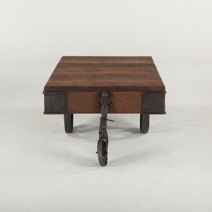 Wacker Factory Cart Coffee Table