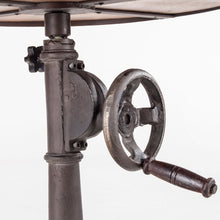 Load image into Gallery viewer, Hoover Mason Crank Side Table