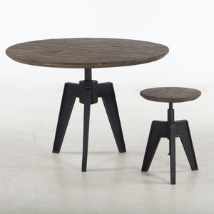 Ruxton Adjustable Stool